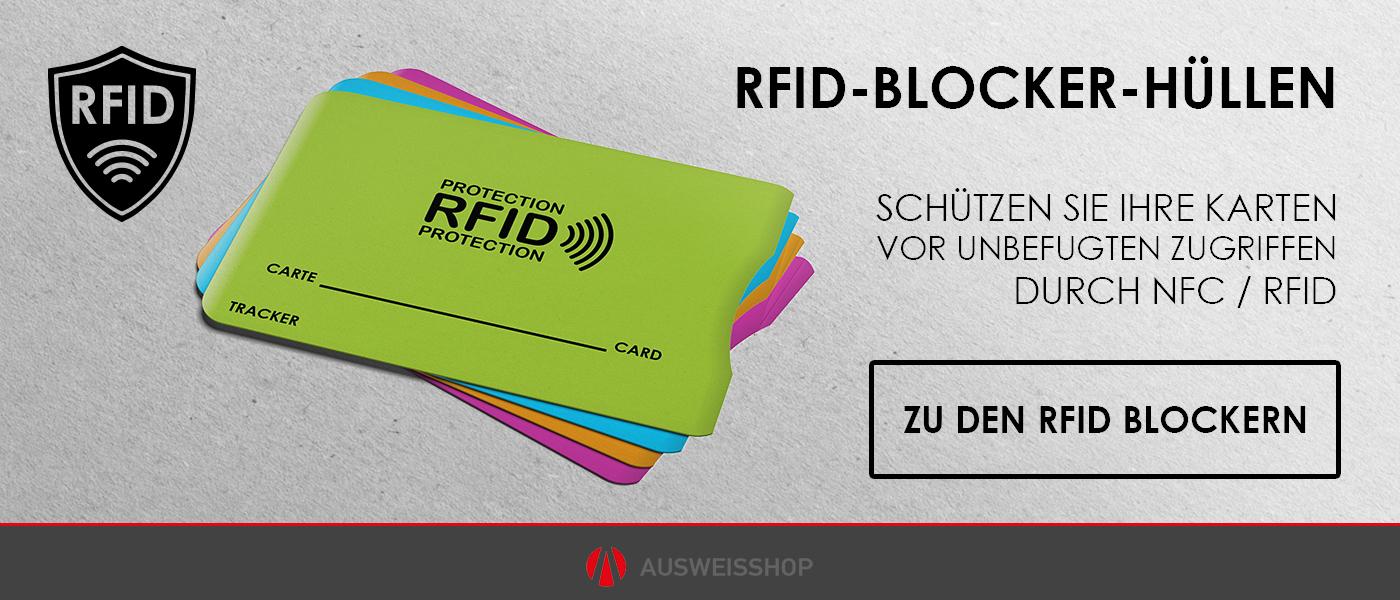 RFID-Blocker Hüllen - Sichern Sie Ihr Kreditkarten